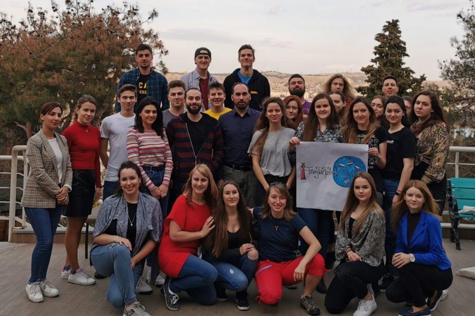 georgia project, team
